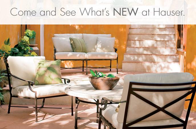 Hauser Stores - Canadas Leader in Patio Outdoor Furniture ...
